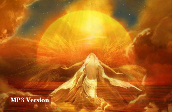 Great Central Sun Ascension Empowerment Healing Attunement MP3