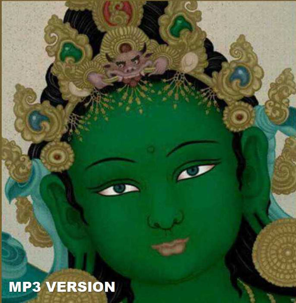 Goddess Green Tara Protection Activation MP3