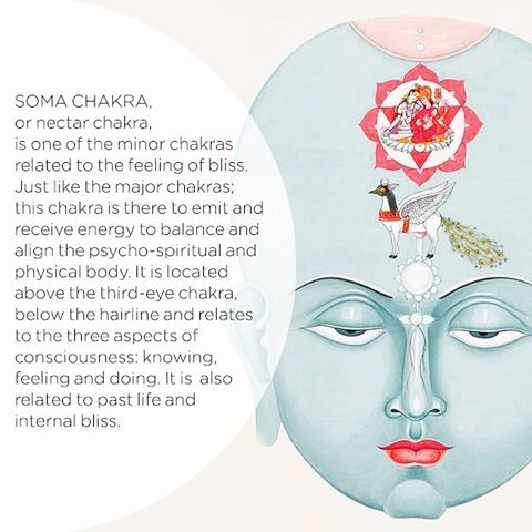 Soma Chakra Activation - Awakening To Bliss, Joy & Ecstasy