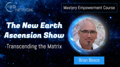 The New Earth Ascension Show with Vandana and Brian Besco