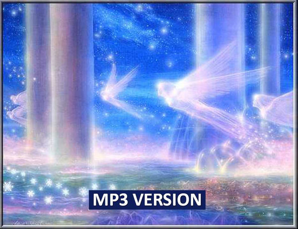 Sirian Healing & Throat Chakra Clearing With Mighty Blue Eagle MP3
