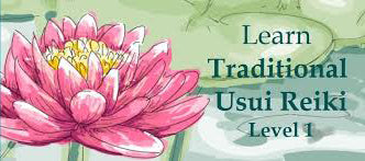 Usui Reiki Shoden Certification Program - Level 1