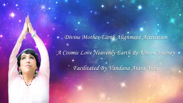 Divine Mother-Earth Mother-Maternal Love Infusion MP4 - NEW Video Activation!
