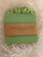Load image into Gallery viewer, Cedar and Bennett Hand Made You're a Mean One Soap
