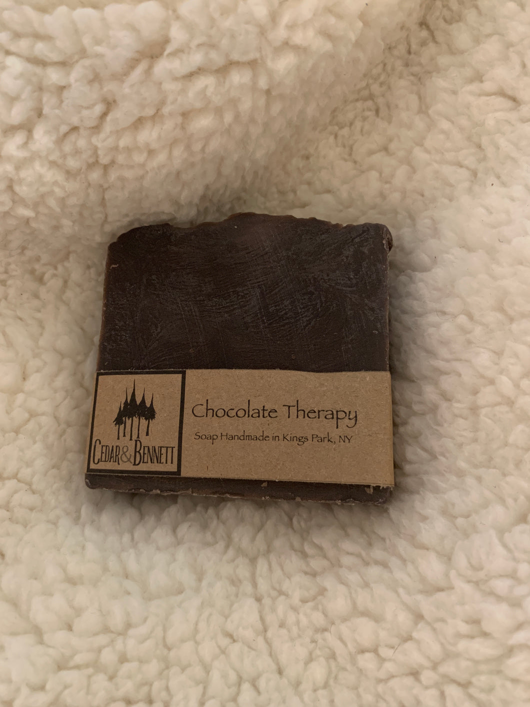 Chocolate Therapy Soap
