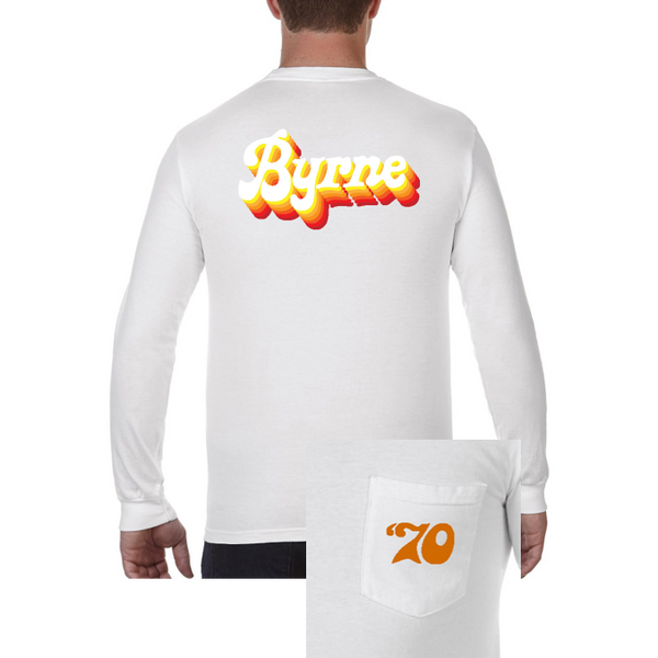 1970s Long Sleeve Tee