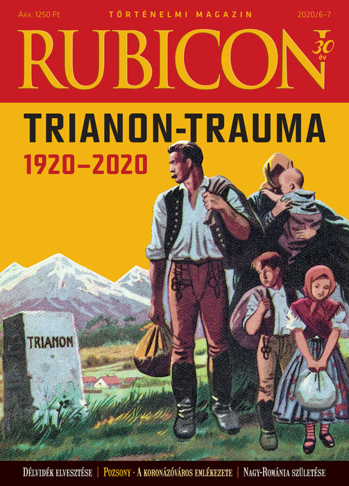 2020/6-7. Trianon-trauma 1920-2020
