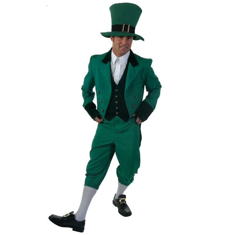 St day costume patricks Adult