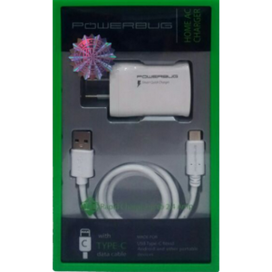 POWERBUG2 Home AC Charger USB Type C