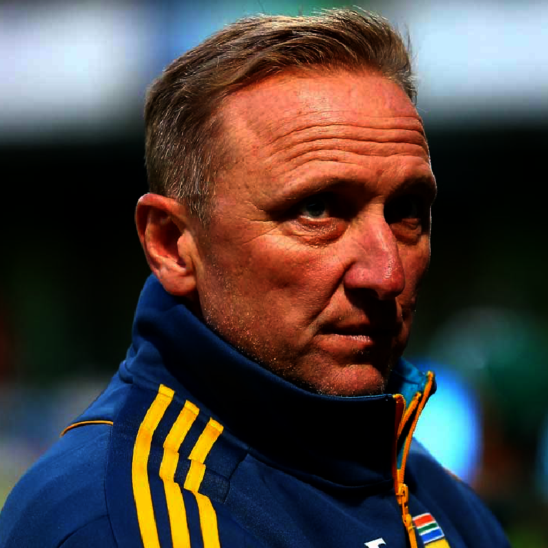 <strong>Allan Donald</strong><br> Cricketer
