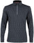 Swagg Swift Space Dye Half Zip Pull Over