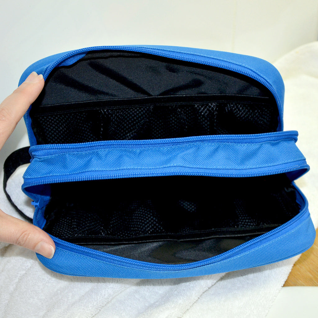 Toiletry Bag | Seasonal Collection | Winter 'Bluey'