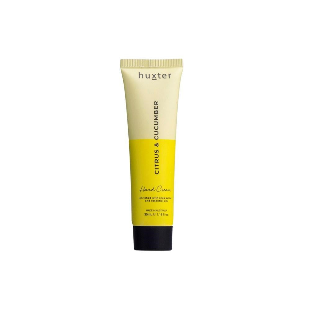 Huxter - Citrus & Cucumber Hand Cream 35ml
