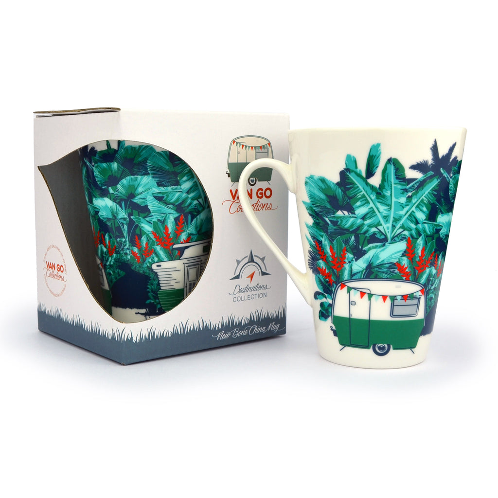 China Mug | Destinations Collection | Magical Mornings