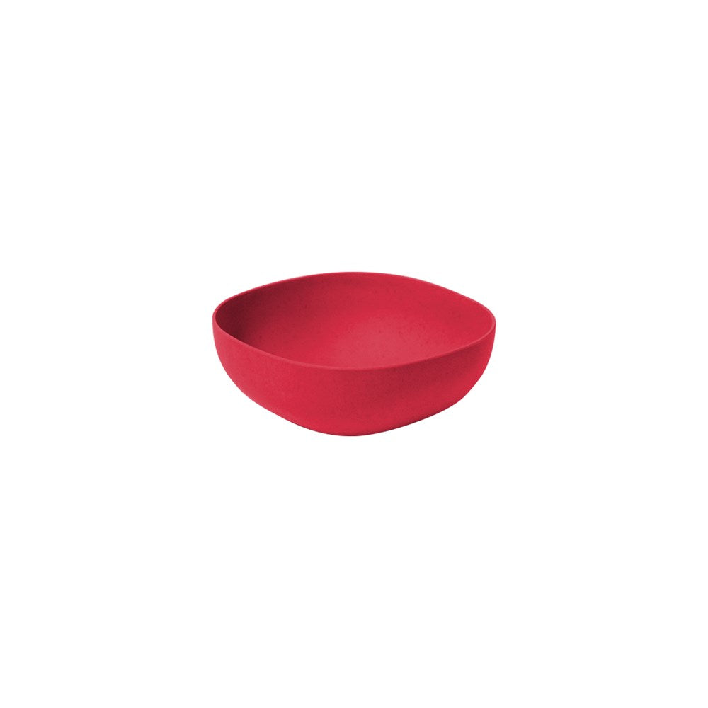 Bamboo Entertainment Bowl | 4.5cm | Red