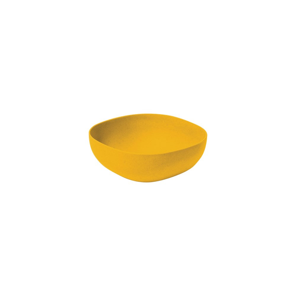 Bamboo Entertainment Bowl | 4.5cm | Yellow