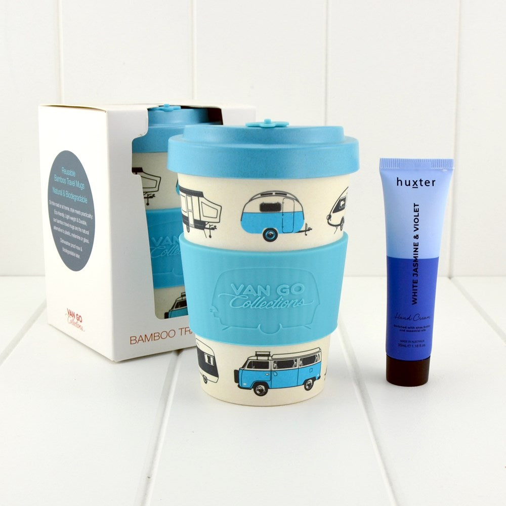 Travelling Days Gift Pack | Destinations Collection Pale Blue