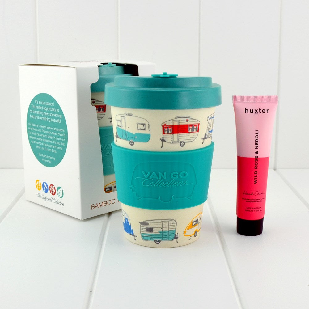 Travelling Days Gift Pack | Seasonal Collection Green