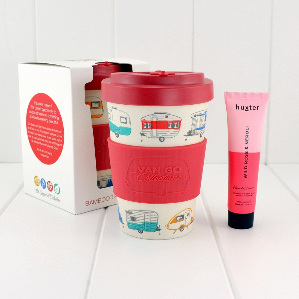 Travelling Days Gift Pack | Seasonal Collection Red