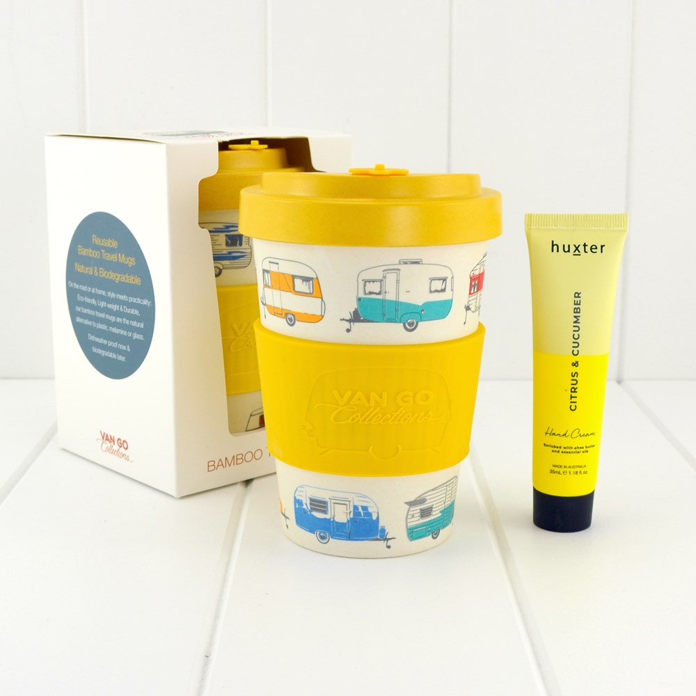 Travelling Days Gift Pack | Seasonal Collection Yellow