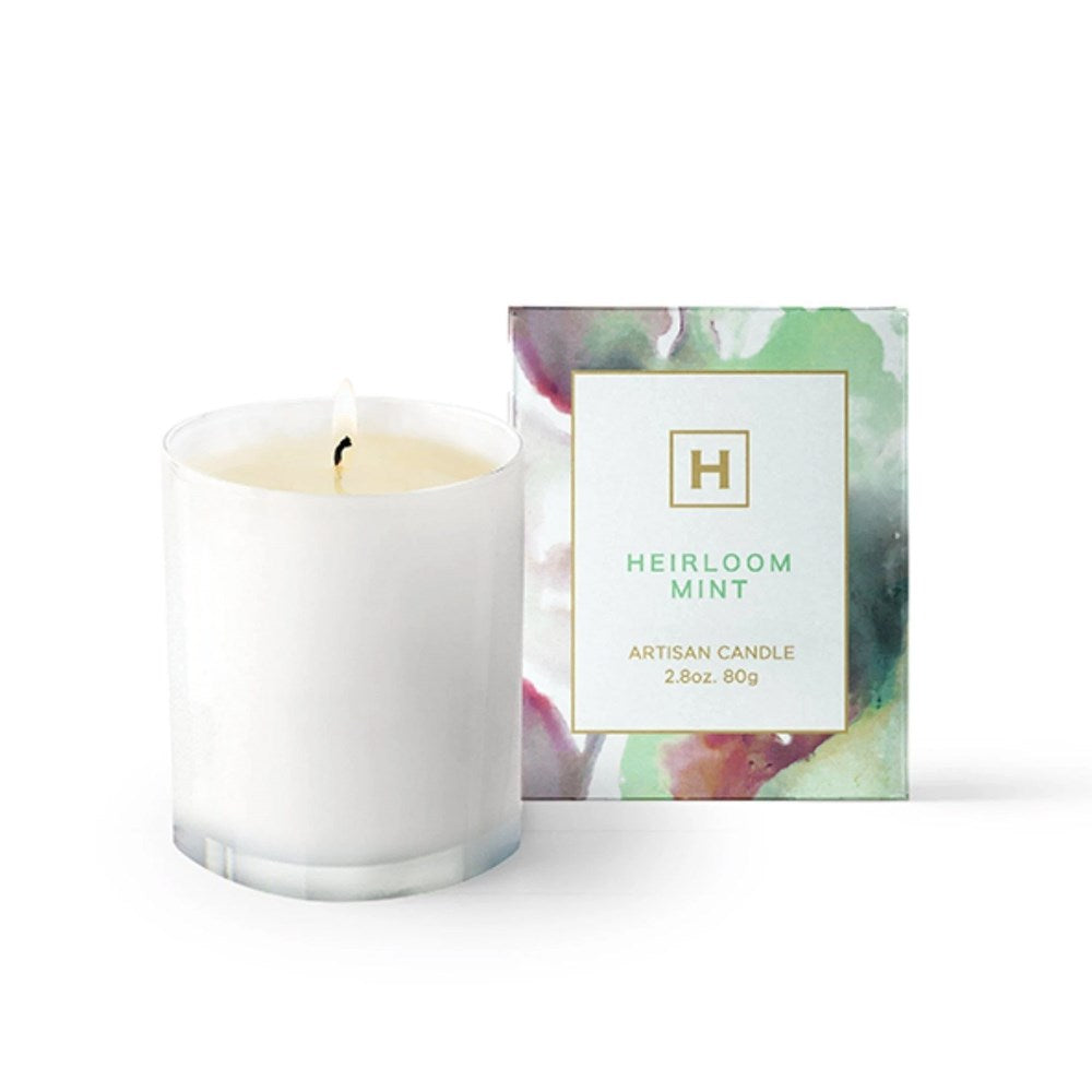 Havana Home - Heirloom Mint Mini Soy Candle