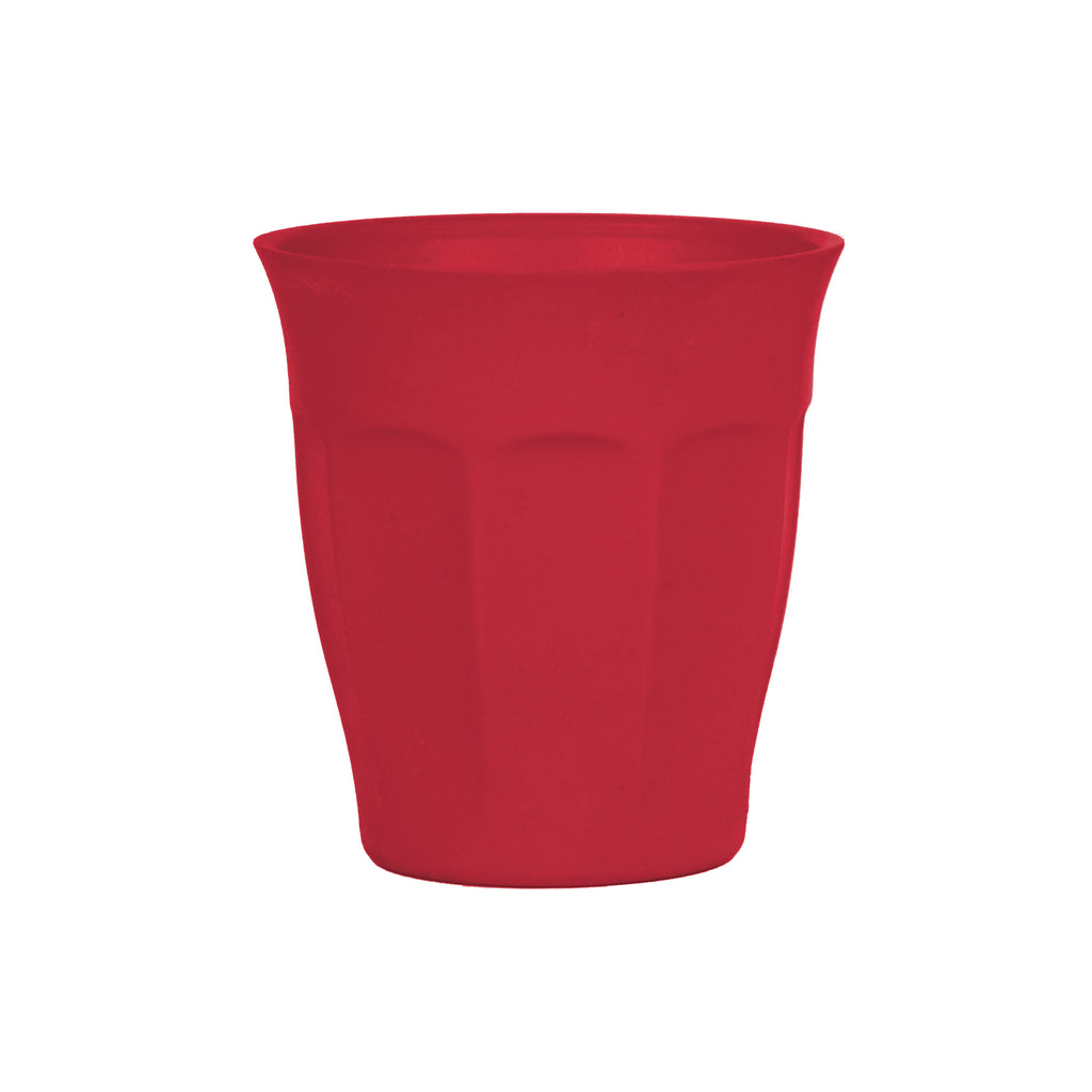 Bamboo Latte Cup | Red