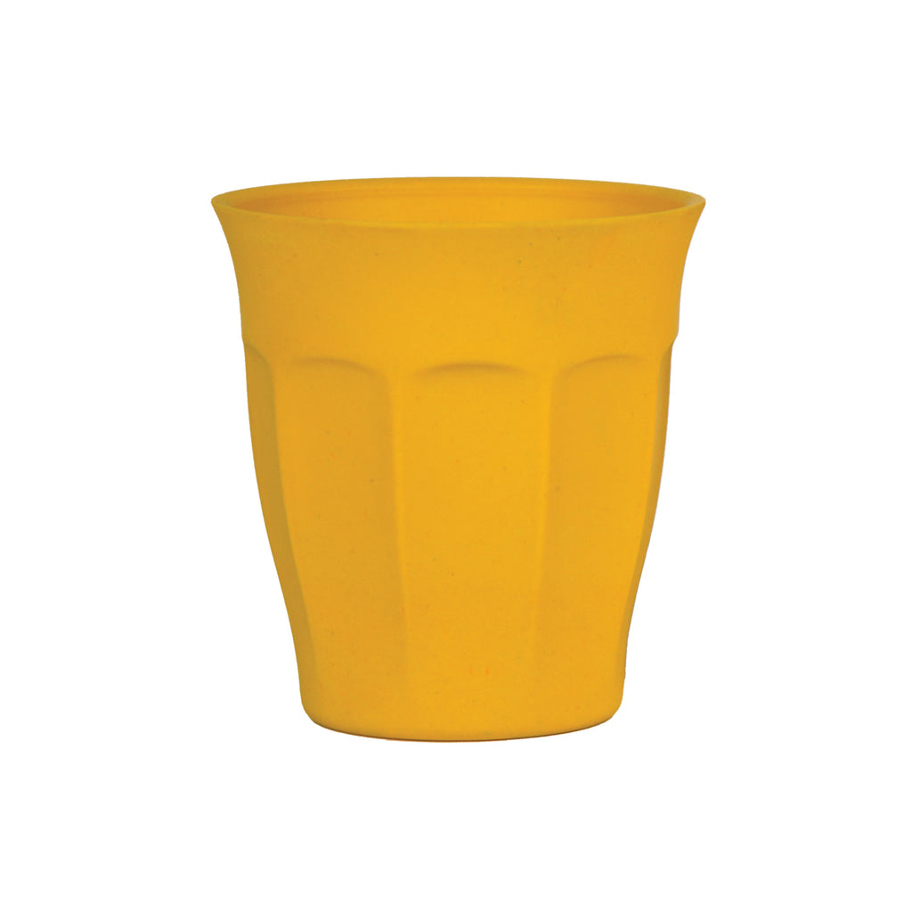 Bamboo Latte Cup | Yellow