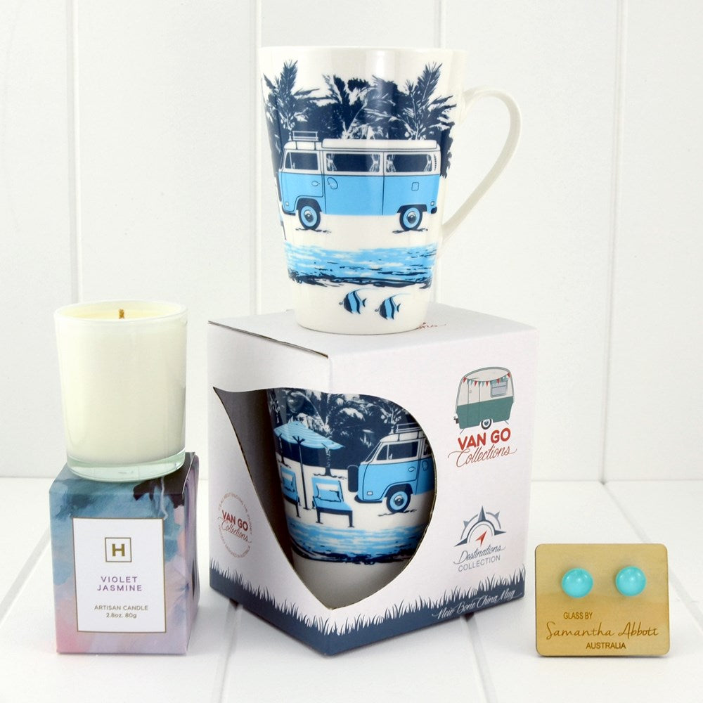 Travel Calm Gift Pack - Hippy Days
