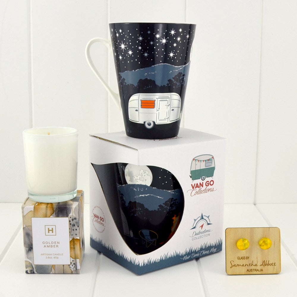 Travel Calm Gift Pack - Starry Nights
