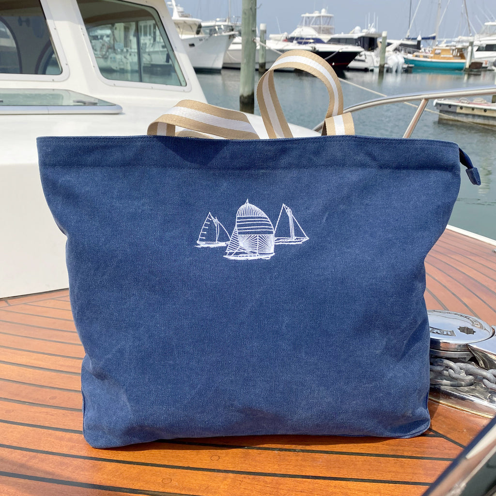 Beach Bag | NautiGo 'Sail Away'