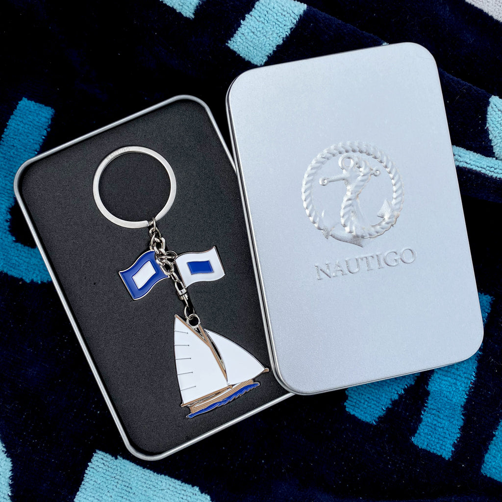 Keyring | NautiGo 'Sail Away'