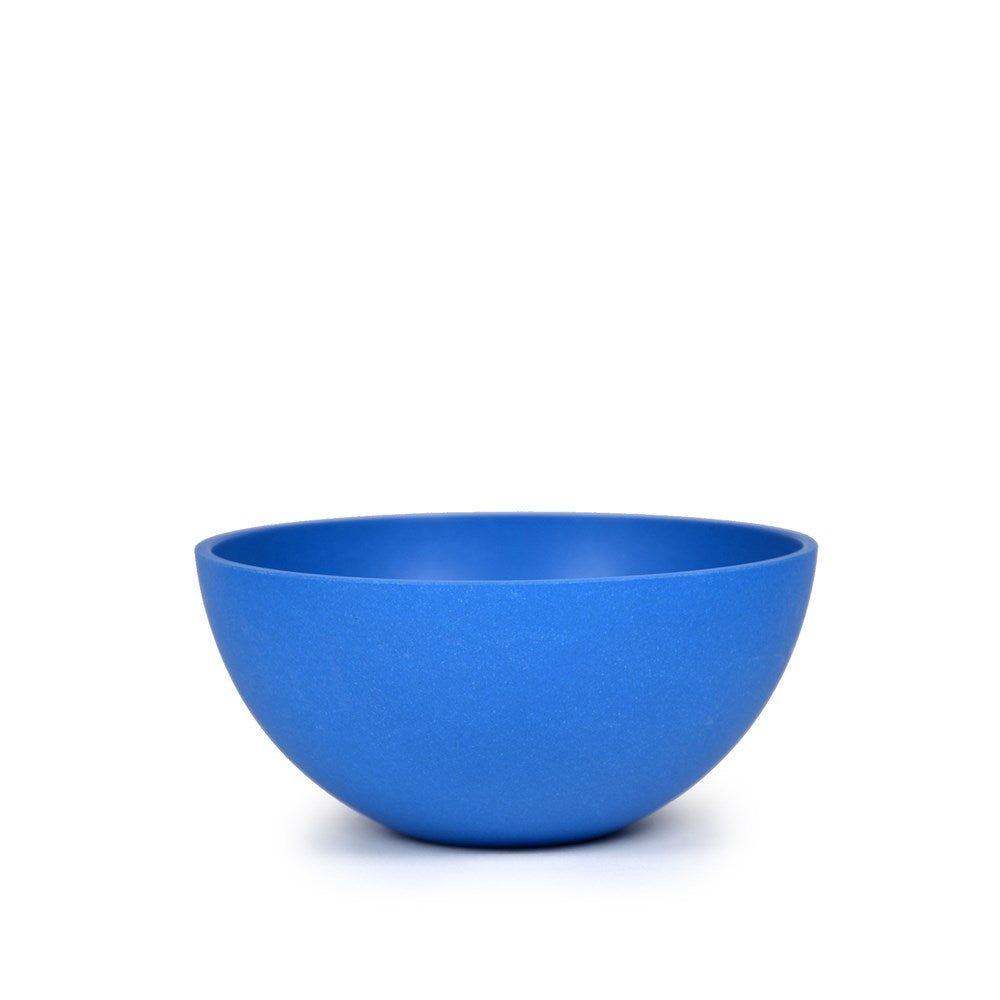 Bamboo Cereal Bowl | Round 15cm | Blue