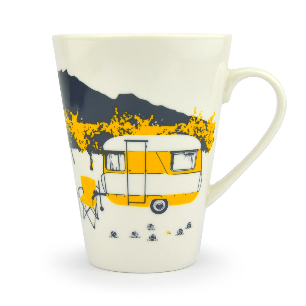 China Mug | Autumn