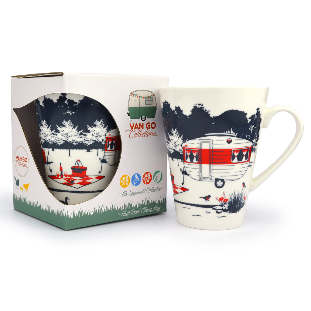 Gift Pack | Seasonal Collections | Four Seasons | China Mugs