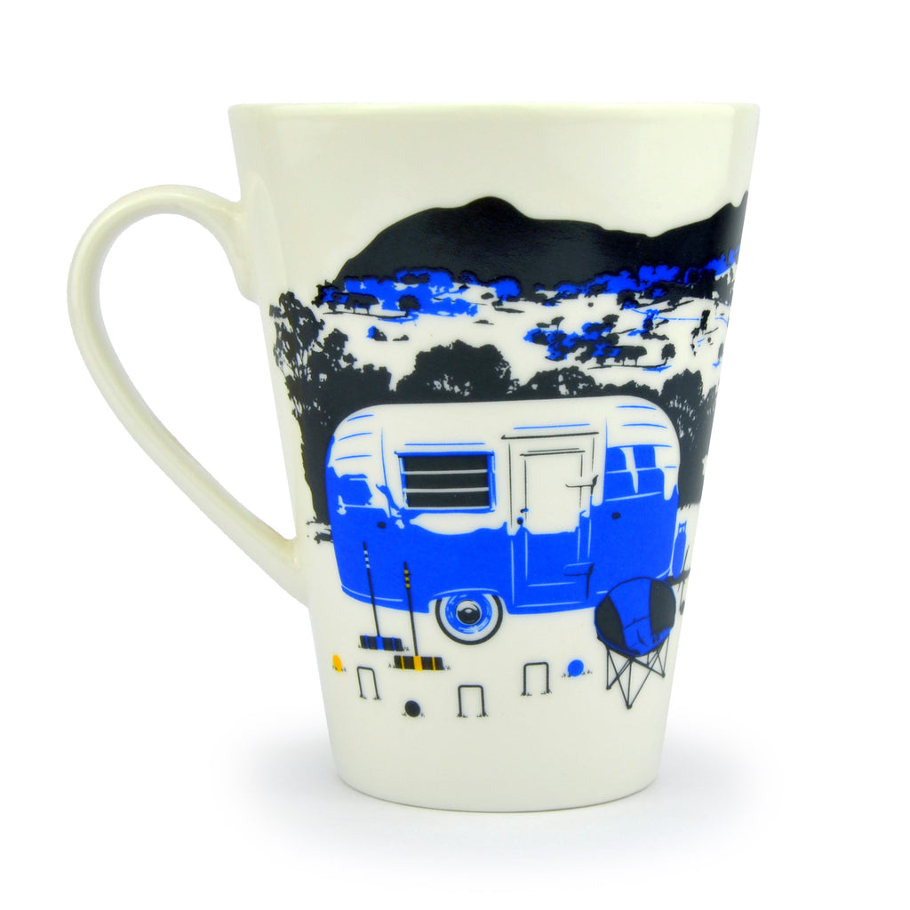 China Mug | Winter