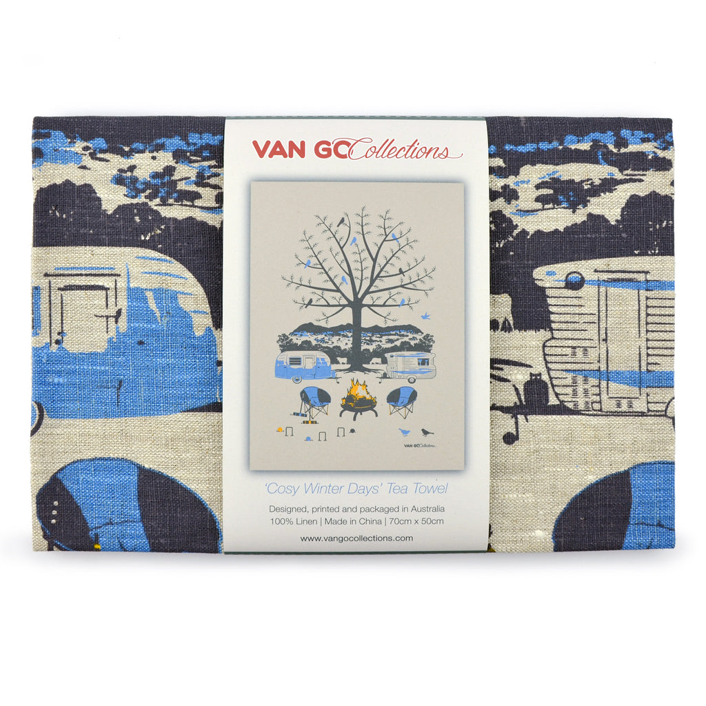 Tea Towel | Winter
