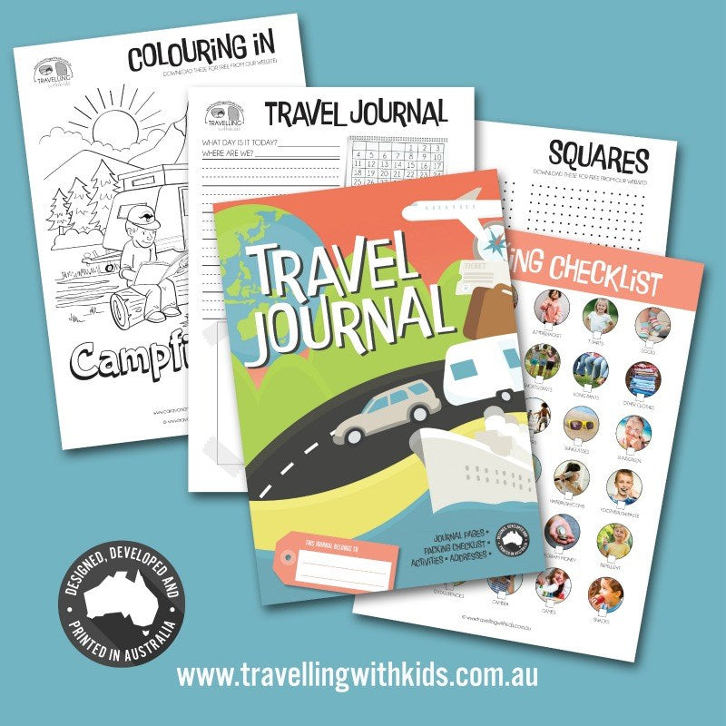 Caravanning with Kids - Travel Journal