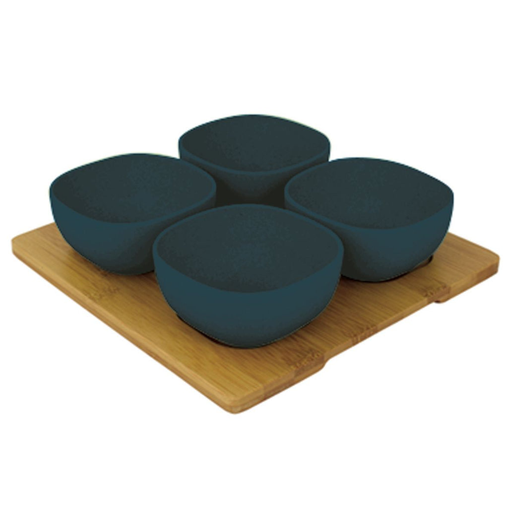Bamboo Entertainment Platter | Grey