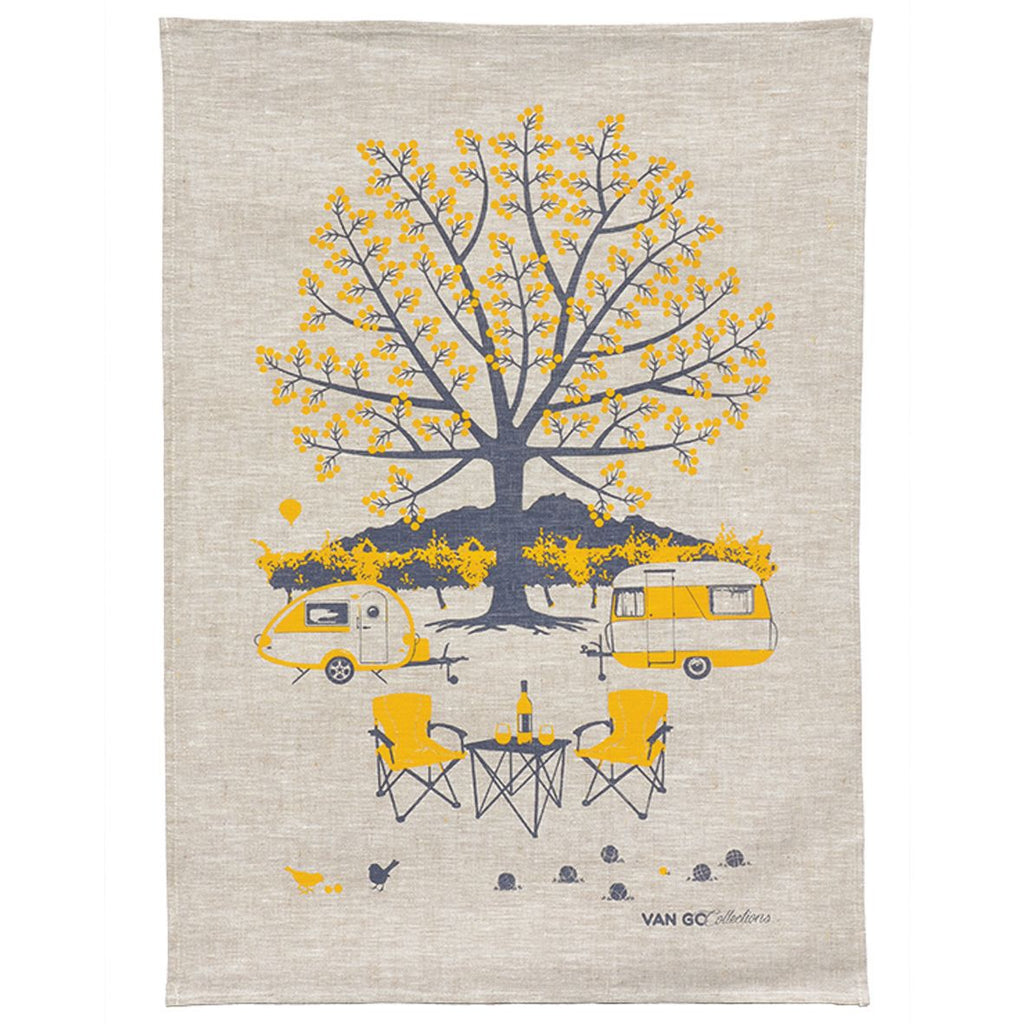 Tea Towel | Autumn