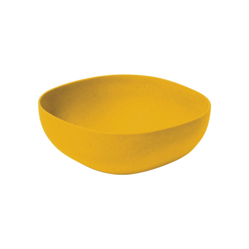 Bamboo Cereal Bowl | 15cm | Yellow