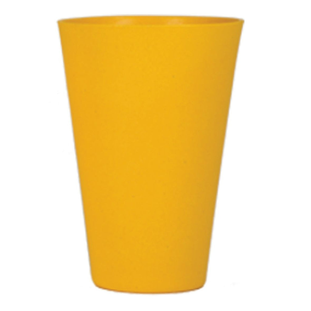Bamboo Tumbler | 400ml | Yellow