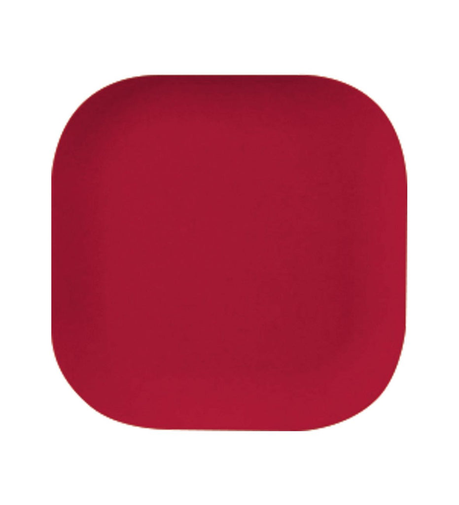 VGC Bamboo SC Plate 22cm - Red