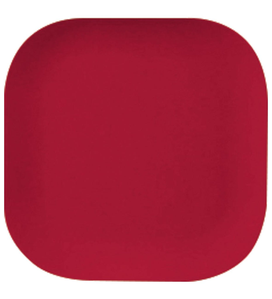 Bamboo Plate | 26cm | Red