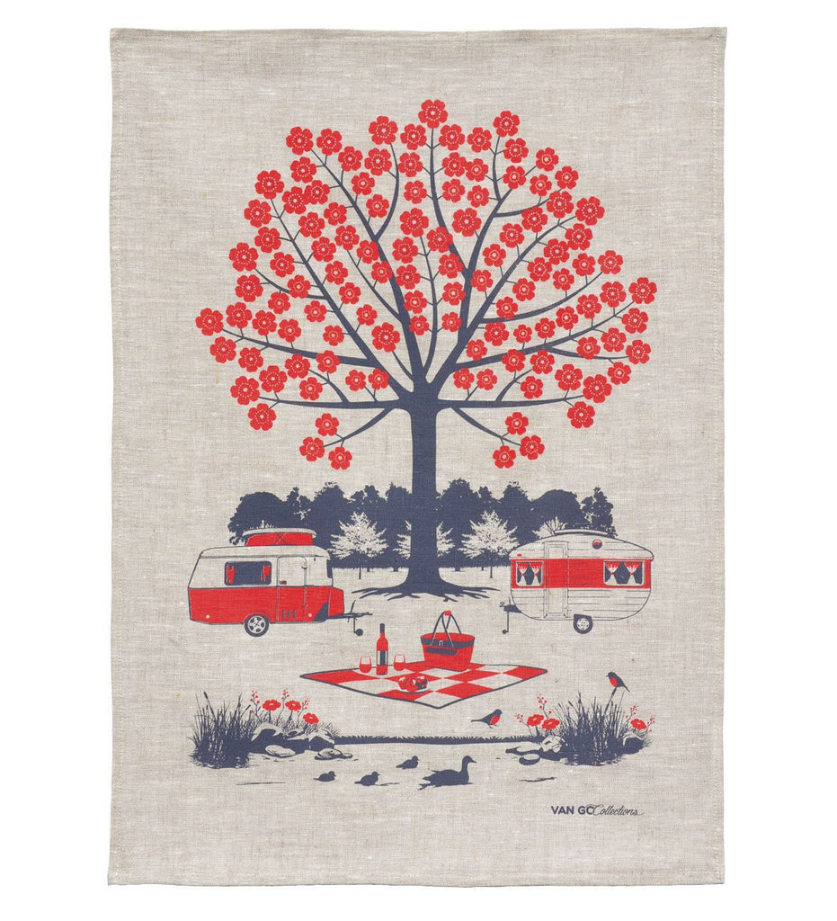 Tea Towel | Spring