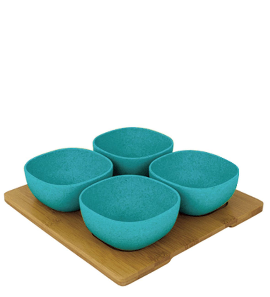 VGC Bamboo SC Entertainment Platter - Green