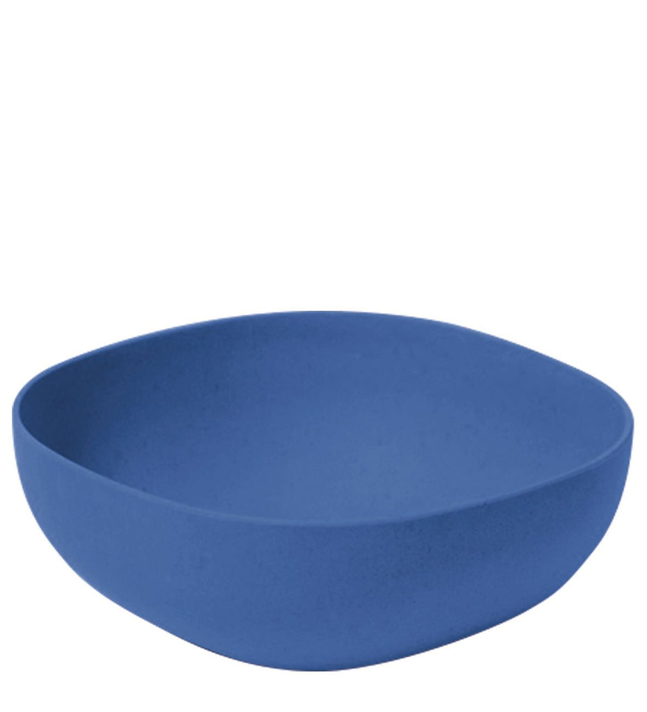 Bamboo Salad Bowl | 23cm | Blue