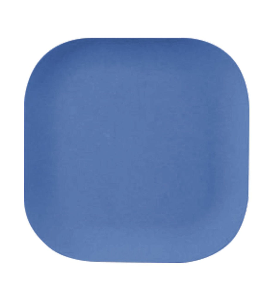 Bamboo Plate | 22cm | Blue