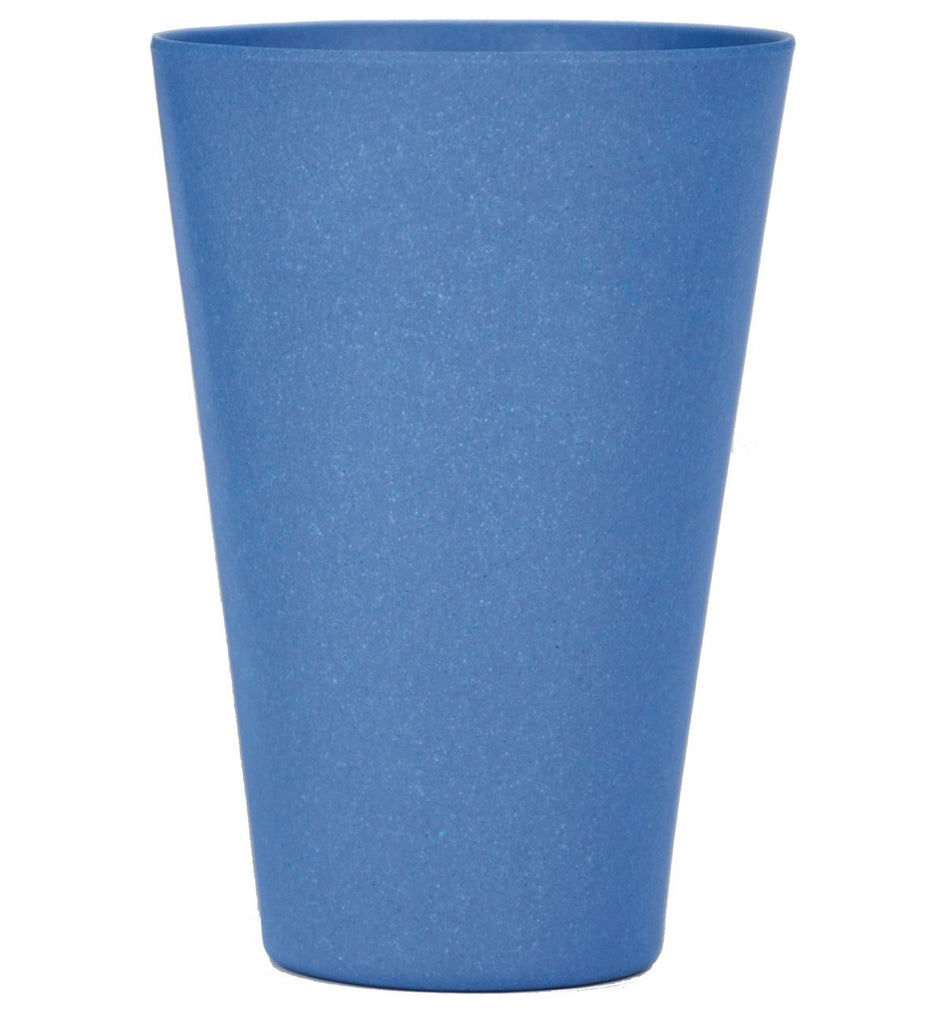 Bamboo Tumbler | 400ml | Blue