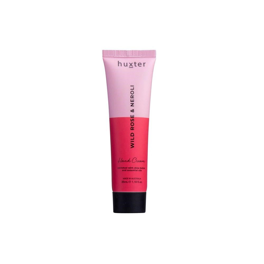 Huxter - Wild Rose & Neroli Hand Cream 35ml