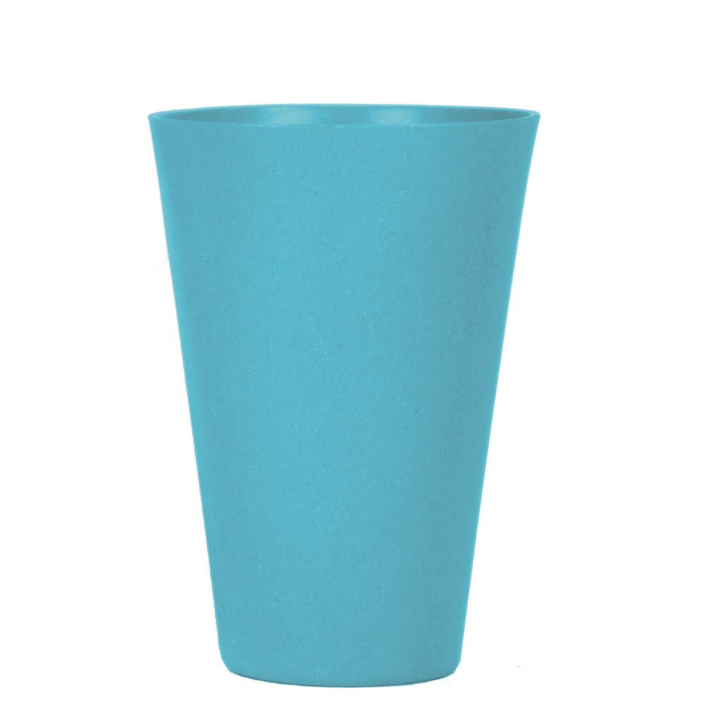 Bamboo Tumbler | 400ml | Pale Blue